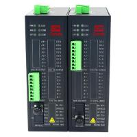 Best CAN Fieldbus Industrial Ethernet To Fiber Media Converter Wall Mounting IP40 wholesale