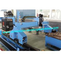 China Gantry Type CNC Plasma and Flame Cutting Machine For Steel Plate on sale