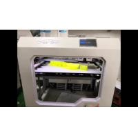 Best Digital Printing High Temperature 3D Printer With Large Color Touch Screen wholesale