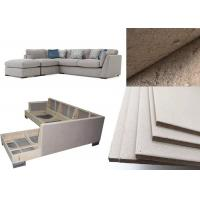 China Solid 2mm-5mm Thickness Grey Chipboard Paper For Making Sofa Liner on sale