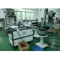 Fully Automated Assembly Machine Flexible For Drinking Bottle Lid / Cap