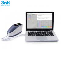 Best 400 700nm spectrophotometer color matching machine with d/8 8mm and 4mm two apertures 3nh YS3060 wholesale
