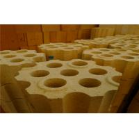 Best Hot Blast Furnace / Stove High Alumina Refractory Brick Chequer Insulated Fire Brick wholesale