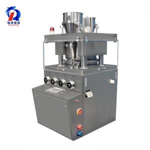 China CE Approval Salt Press Machine , Rotary Press Machine 100KN Max Pressure on sale