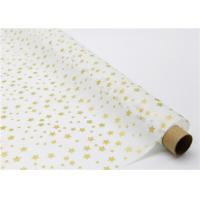 Best Colourful Printing Waxed Tissue Paper For Food For Baking And Picnic Packing wholesale