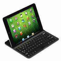 Best Wholesale Aluminum Case wireless bluetooth keyboard for iPad MINI wholesale