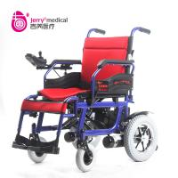Details of handicapped lightweight electric wheelchair for Lightweight motorized folding wheelchair