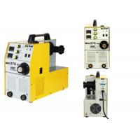 Quality High Efficiency MIG Welding Equipment , MIG Welder Inverter Three Phase Welding Machine wholesale