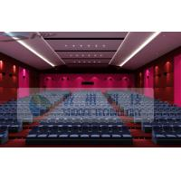 Best Safty Protection Design 4D movie theatre for 24 Persons wholesale