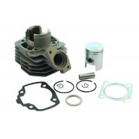 Best 40mm 50cc BUXY Motorcycle Cylinder Kit , Aluminum Cylinder Block  Shock Resistance wholesale