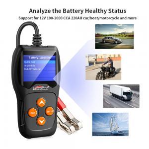 Best Digital Bad Cell Car Battery Tester Diagnostic Tools KW600 12v Analyzer Detect Automotive wholesale