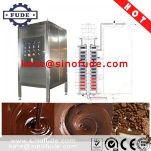 Best continuous chocolate tempering machine wholesale