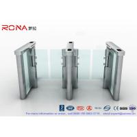 Best Access Control Tripod Turnstile Mechanism , Stainless Steel Turnstiles CE Marked wholesale