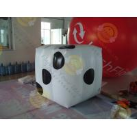 Best 2m Inflatable Helium Balloon , 0.18mm PVC Big Advertising Balloons wholesale