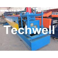 Best Z Channel / Section / Profile Cold Roll Forming Machine For 80 - 300 Width Z Channel wholesale