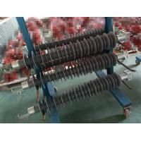 Buy cheap 115kV Composite Horizontal Line Post Insulator With Clamp And Flat Base from wholesalers