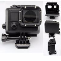 Best Black Underwater Waterproof Housing Case Cover For GoPro Hero 3 3+ 4 Sports Camera Go Pro Accessories wholesale