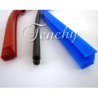 Best Solid Silicone Rubber Seal Extrusion Profiles For Heat Resistant Weather Stripping wholesale
