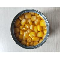 Best Home Delicious Yellow Sweet Corn Kernels 567G / 2500G / 2840G / 3KG wholesale