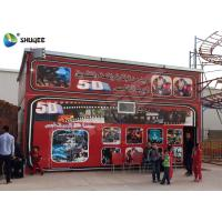 Best 5D Cinema 5D Movie Theater Including The Outside Cabin Electronic Dynamic System wholesale