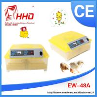 Best Newest design Cheap quail eggs incubator In Stock With 99% hatching Rate with CE approved wholesale