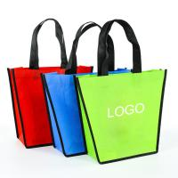 Buy cheap Non-woven Tote Bag Non Woven Tote Grocery Bag Custom Woven Tote Bag wholesale from wholesalers