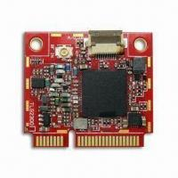 Best DVB-T TV Tuner Card, Suitable for Laptop PC, Supports H.264/MPEG-2 or Mixed MPEG-1/AC-3  wholesale