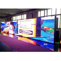 Cheap High Definition LED Advertising Display With RGB Constant Current 1/5 Scan for sale
