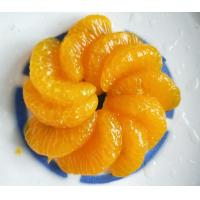 Best Yellow Canned Mandarin Oranges Slice Shape In Light / Heavy Syrup wholesale