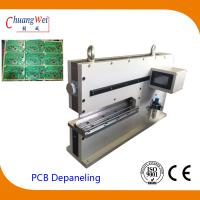 Best MCPCB PCB Separator Machine PCB Depaneling with Two Linear Blades wholesale