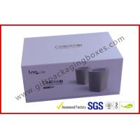 Best Blue Tooth Speaker Magnetic Rigid Gift Boxes White And Blue Custom Packaging Boxes wholesale