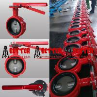 Quality DEMCO NE-D Style Notched Wafer Body in 2-12inch Butterfly Valve and Parts wholesale