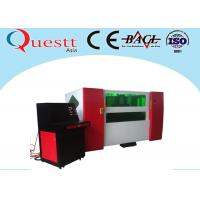 Buy cheap Alloy Steel Sheet Metal Laser Cutting Machine 2000W With Fully Automatic Tracking System from wholesalers