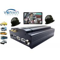 Best Military Use High End 8CH HDD Vehicle Mobile Car Video Recorder 4G Wi-Fi GPS DVR wholesale