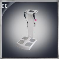 China Human body fat composition analysis machine for weight control on sale
