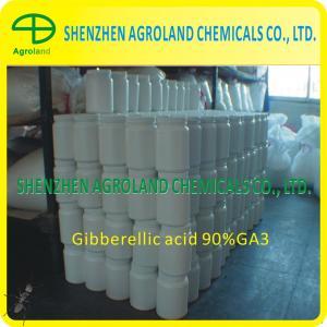 Cheap 77-06-5 Plant Growth Regulator Ga3 Gibberellic Acid 90%Tech 20%Tab 10%Tab 10%SP for sale