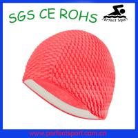 Cheap Bubble Swim Cap for sale