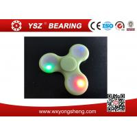 Best Colorful LED Light  Hand Spinner Fidget Toy For Adults High Qualtiy wholesale