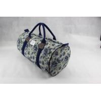 Best Custom Design Canvas Weekend Travel Bag , Ladies Luggage Bags For Outdoor wholesale