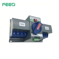 Best 3KA Cut Off Automatic Power Transfer Switch ODM Ats Changeover Switch wholesale