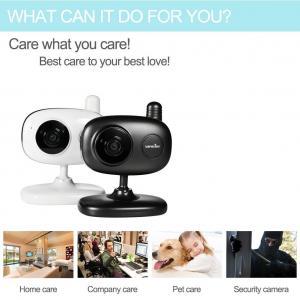 China Wansview HD 2.0MP Wireless WiFi Indoor Smart Full HD Cube wireless WPS IP Camera 701GA on sale