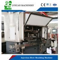 Best 8.5T Injection Blow Moulding Machine , Plastic Bottle Blow Molding Machine wholesale