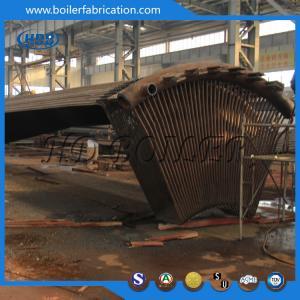 Best Steel Single High Efficiency Cyclone Dust Collector , Industrial Cyclone Dust Collector wholesale