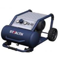 China 5 Gallon 20L Portable Electric Air Compressor Oil Free Pump With CE Approved on sale