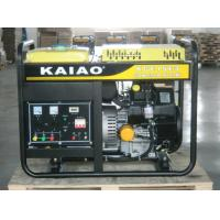 Best KGE15E3 16kva Gasoline Power Generator Three Phase With Digital Control Panel wholesale
