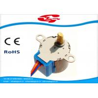 Best Permanent Magnet High Torque Stepper Motor With Gearbox , 5 Lead Wires wholesale