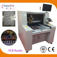 Quality High Efficient PCB Router Machine PCB Singulation Dual workstation wholesale
