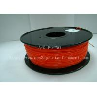Best Cubify and UP 3D Printer. 1.75 / 3.0mm 1.0KG / roll Fluorescent Filament PLA wholesale