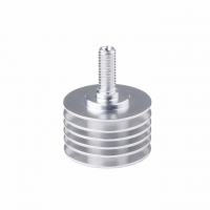 Best MK8 Cylindrical Filament 1.75mm 3D Printer Heatsink Short Range wholesale