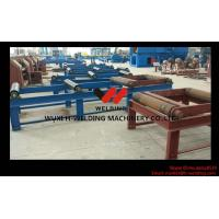 Cheap Assembly / Welding / Straightening H Beam Welding Line / Production Line Automatic for sale
